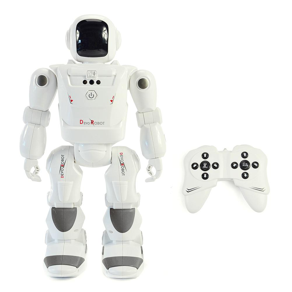 Infrared Remote Control Dancing Robot Music Action Design Induction Remote Control Robot Children Companion Educational Toys infrared remote control module hx1838 receiver nec coded infrared remote control set 1xcr2025