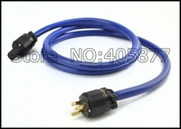 Viborg hiend сша кабель питания с viborg аудио сша силовые разъемы подключения 1.8 м audiophile кабель питания