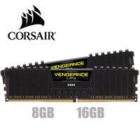 CORSAIR месть LPX 8 GB 16 GB DDR4 PC4 2400 Mhz 3000 Mhz 3200 модуль Mhz Desktop оперативной памяти DIMM 8g 16g