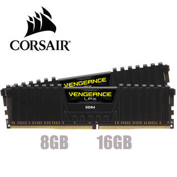 CORSAIR Vengeance LPX 8GB 16GB DDR4 PC4 2400Mhz 3000Mhz 3200Mhz 2666mhz 3600Mhz Desktop memory ram DIMM 8g 16g - Category 🛒 Computer & Office