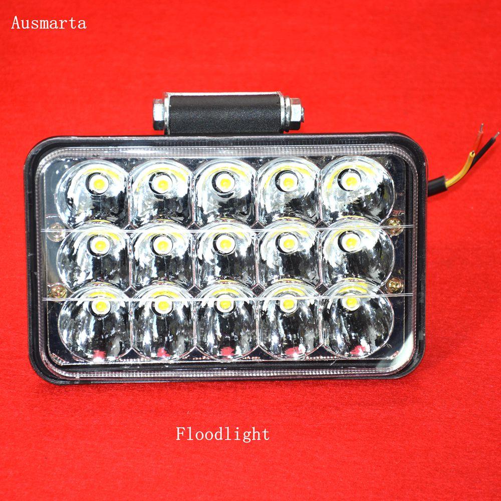 Weketory 1 pieces 90 Watt 5 zoll LED Arbeitslicht Flut Fahren lampe for AutoCar Truck Trailer SUV Offroads Boat 12 V - 80V 4WD