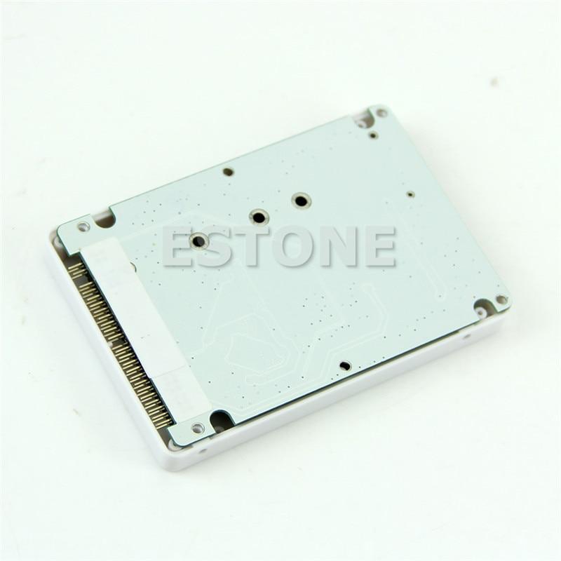 Alibaba-Express Riser Card M.2 NGFF (SATA) SSD to 2.5 PATA/IDE Converter Adapter ssd msata to b key m 2 ngff sata adapter converter adapter card board for laptop desktop