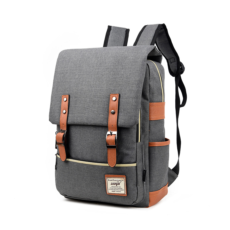 ФОТО MURSEEN Brand 2016 Vintage Women Canvas Backpacks For Teenage Girls School Bags Large High Quality New Fashion Men Backpack