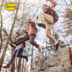 Image 5 - Vibram Fivefingers V Trek men Sneakers Outdoor Sports Five fingers Winter Comprehensive Training Hiking Mountain Climbing Shoes
