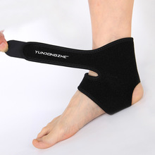 adjustable ankle protection, protectors, exercise, protection