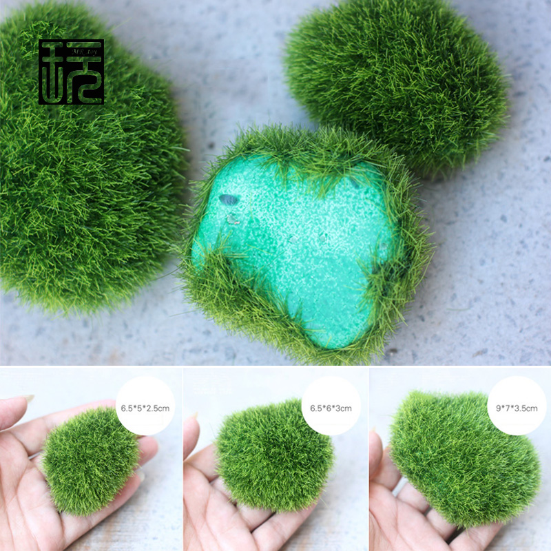 online buy wholesale artificial grass decoration crafts