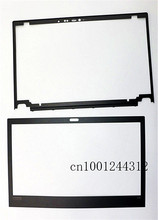 New Original Laptop Screen Front Shell LCD B Bezel Cover for ThinkPad T480 Display Frame Part 01YR491 01YR487 /No IR hole