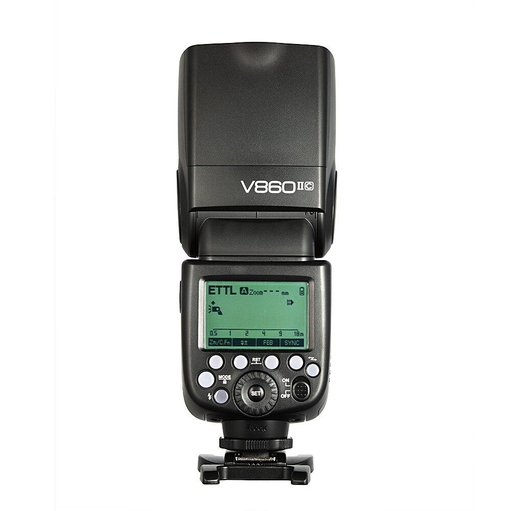 Godox V860II-C / V860II-N / V860II-S KIT TTL Kamera Flash 2.4G Simsiz - Kamera və foto - Fotoqrafiya 4