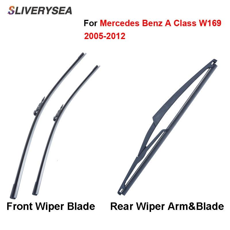 Aliexpress.com : Buy SLIVERYSEA Windscreen Wiper Blades