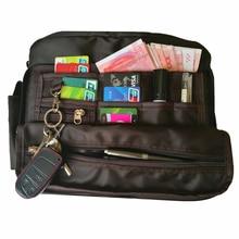 Vogue 1680D Oxford Multi-functional Bag New Multi-pocket Clutch Bag Massive Capability Males Girls Purse Card Key Cash Tote Bag