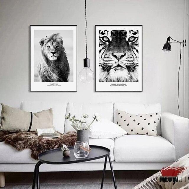 Poster Da Parete Decorazione di Arte Stampata Su Tela Pittura Per ...
