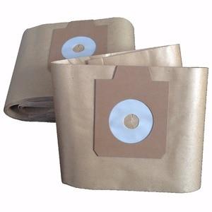 Image 2 - Cleanfairy 10 pces aspirador sacos compatíveis com electrolux lux uz920, uz921, uz922, uz915, uz930, uz945 dp 9000 nilfisk gd930