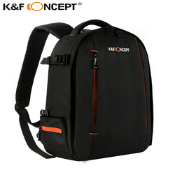 K&F CONCEPT High quality Waterproof DSLR SLR Camera Backpack Bag Case Multifunctional Rucksack for Nikon for Canon for Sony