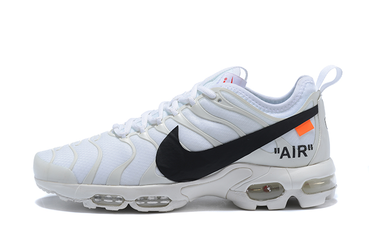 0589d371a64 THE TEN air max plus TN ultra men s Running Shoes Sneakers Outdoor sports  shoes Nike x Virgil Abloh Outdoor Athletic