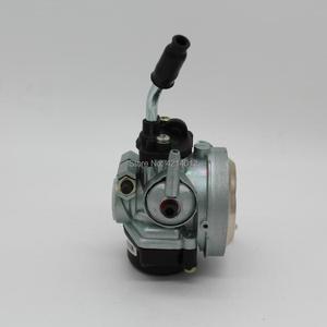 Image 3 - High Performance Racing 19mm Carb Vergaser Carby für 49cc 50cc 60cc 80cc Motorisierte Fahrrad 2 Hub Motorrad Teile