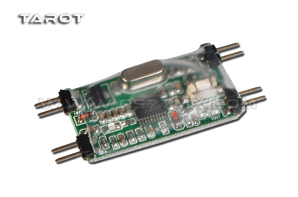 Tarot Dual voltage monitoring OSD system ZYX14 the classic tarot карты