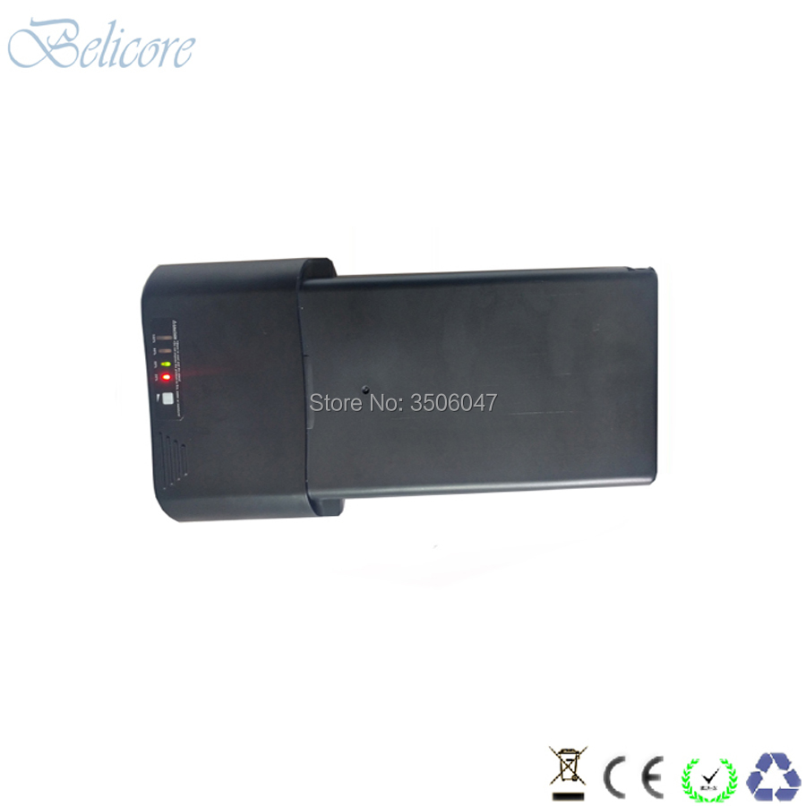 36volt ebike battery 36v 7.8ah 8.7ah 9ah 9.6ah 10ah 10.5ah rear rack case electric bike battery