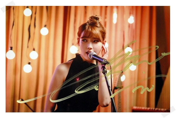 signed IU  Lee Ji Eun autographed photo K-POP  6 inches free shipping 102017C signed infinite jang dongwoo dong woo autographed photo k pop 6 inches free shipping 102017