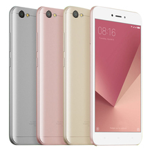 Global Version Xiaomi Redmi Note 5A Note5A MIUI 9 Mobile Phones 2GB 16GB Snapdragon 425 Quad Core 5.5″ HD Display 2+1 Card Slot