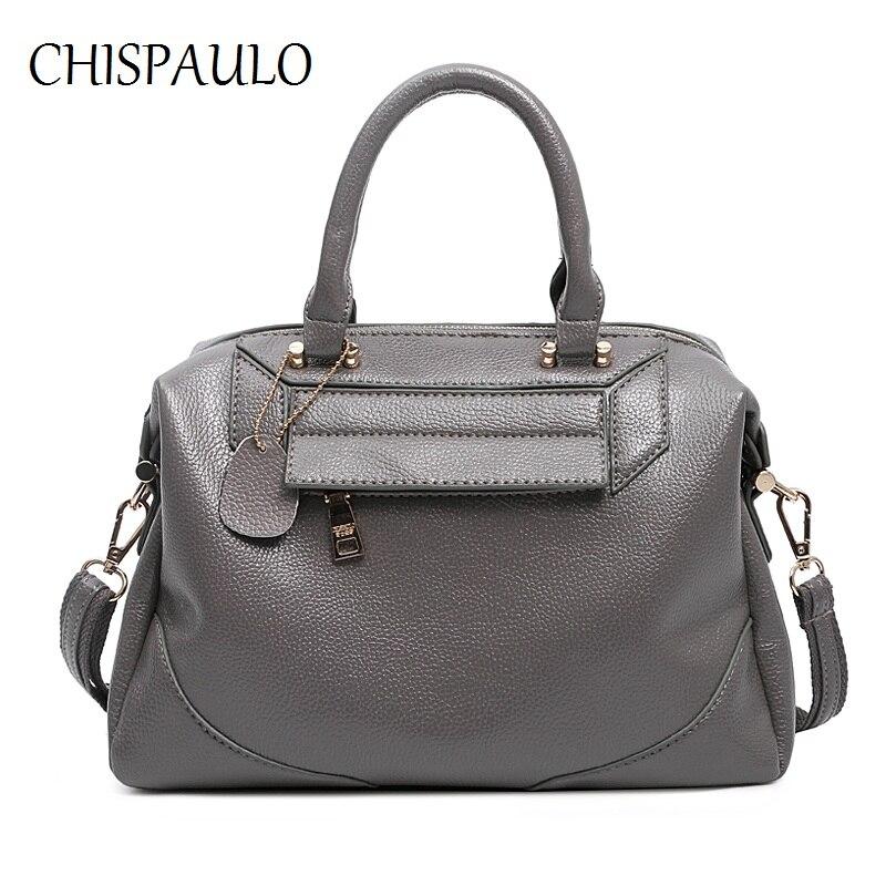 CHISPAULO Luxury Women Designer Handbags High Quality Brand Tassel Designer Handbags High Quality Crossbody Women's Handbags X62