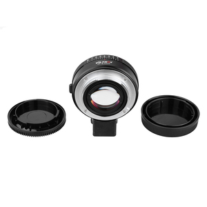 Image 2 - Viltrox NF E Handleiding Focus F Mount Lens Adapter Telecompressor Focal Reducer Speed Booster Voor Nikon F Sony Nex e Mount Camera
