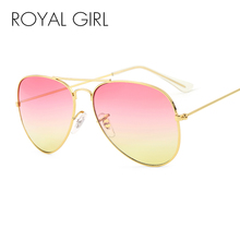 Vintage Women Glasses Pilot Sunglasses Women Brand Designer gafas oculos de sol feminino Coating Sunglass SS065 feidu fashion polarized pilot sunglasses women alloy frame brand designer sun glasses for women gafas de sol feminino with box