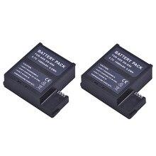 2 uds 1500mAh DS-S50 s50 S50 DSS50 li-ion batería recargable para AEE DS-S50 S50 batería AEE D33 S50 S51 S60 S71 S70 MUVI K1