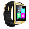 GV18 APlus SmartWatch For IPhone Android 1.5inch Support SIM Card Wristwatch With 3.0MP Camera Bluetooth Pedometer Extra TF Card