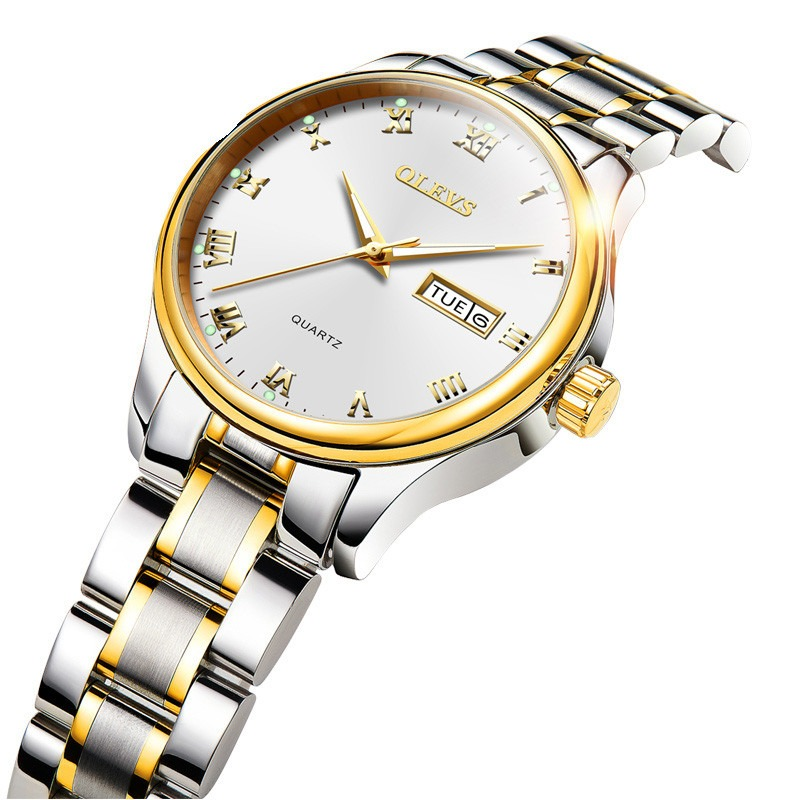 Uhren Ehrlichkeit Mode Herren Eomen Uhr Luxus Datum Edelstahl Band Quarz Sport Handgelenk Uhren So Business Relogio Masculino Feminino Saat
