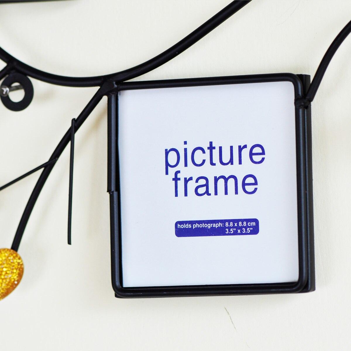 Dorf baum foto Europäischen moderne wohnzimmer wandbild kreative kombination fotorahmen - 3