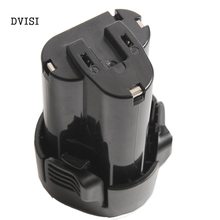 New 10.8V Li-ion 2.0Ah Replacement Power Tool Rechargeable Battery for Makita BL1013 BL1014 194550-6 194551-4 195332-9 стоимость