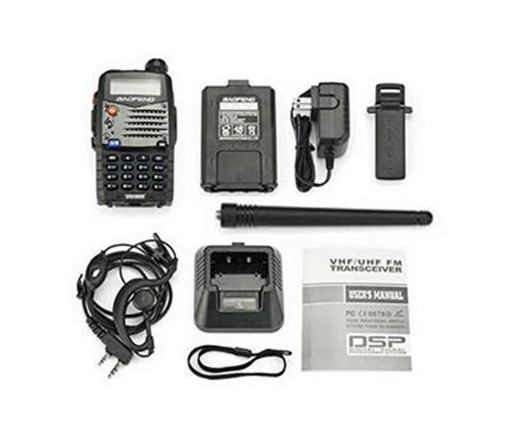 New walk talk Pofung Baofeng UV-5RA For Police Walkie Talkies Scanner Radio Vhf Uhf Dual Band Cb Ham Radio Transceiver 136-174 (5)