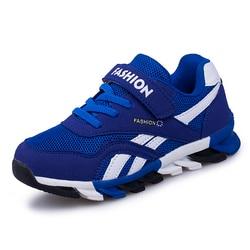 ULKNN  Children Sneaker Anti-Slippery TPR Patchwork Mesh Comfortable Footwear Summer Sport Shoes Boys Girls Casual Shoe Kids