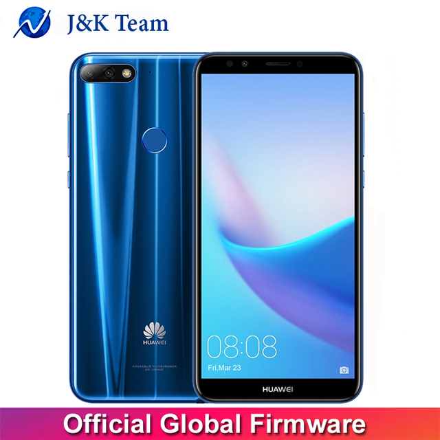huawei y7 prime 2018 global firmware mobile phone face. Black Bedroom Furniture Sets. Home Design Ideas