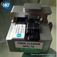 Hpc 7s оптическое волокно Нож волоконно оптической сети кабеля Кливер термоплавкий холодной совместного общие Высокая точность оптического
