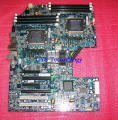 Envío libre para la original Z600 Workstation placa base para 461439-001,460840-001 Socket 1366, chipset X58 perfect trabajo