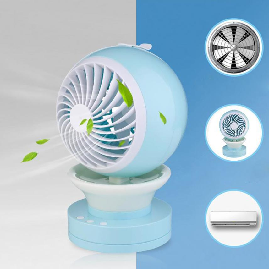 2017 Portable Summer Air Conditioner Air Conditioning Fan Touch Easy Control Cool JUL07 Dropship 24v dc air conditioning system portable air conditioner for boats trucks