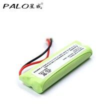 Bateria do Telefone DA de Casa para Cph-518d e bt-28443 e bt-18443 Palo Início Walkie Talkie Bateria 2.4 V 500 Mah