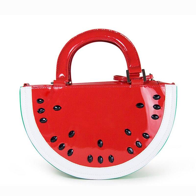 New Women Delicacy Watermelon Pattern Messenger Bags