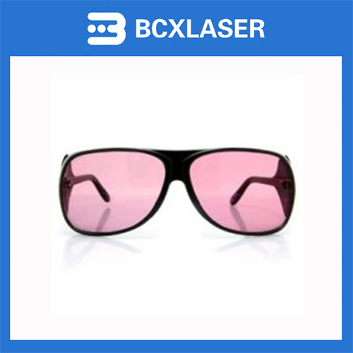 Hot sale protective wavelegth 10600nm CO2 laser protection safety glasses ep co2 protection laser goggles safety glasses eyewear for 10600nm co2 od5