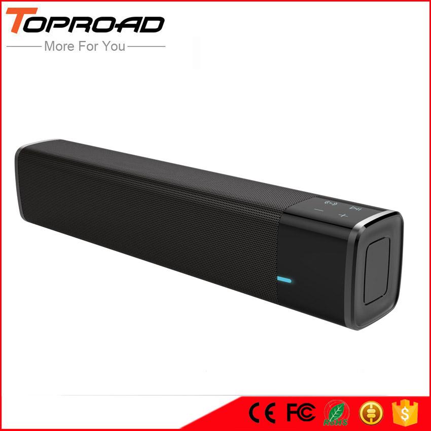 Prix pour Portable 20 w sans fil bluetooth haut-parleur soundbar super bass stéréo haut-parleur long-veille avec tactile nfc haut-parleurs pour téléphone tv