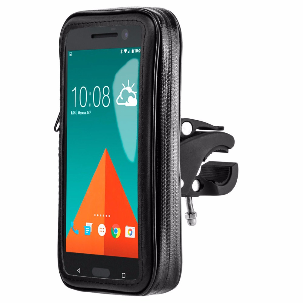 bilder für Bike Motor Wasserdichte Tasche Halter Für HTC 10 Desire 626/820/816 5-5,5 Zoll Telefon motorrad Fahrrad Beutel Fällen