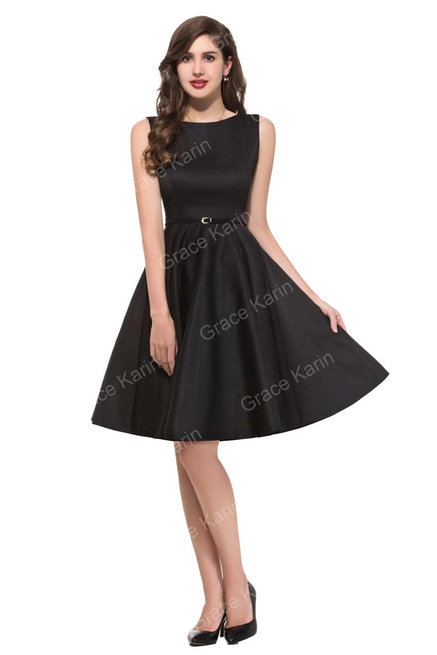 Women Summer Dress 2016 plus size clothing Audrey hepburn Floral ...
