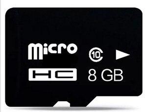 Image 2 - Draadloze wifi CF card adapter + micro sd sdhc sdxc kaart 64 GB 32 GB 16 GB 8 GB class10 wifi draadloze MicroSD Geheugen TF Card