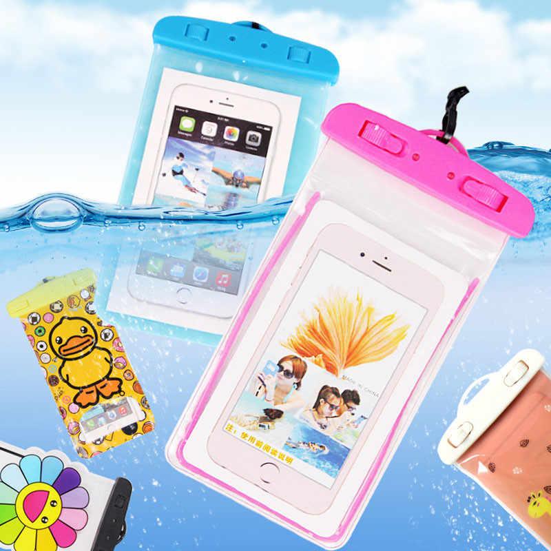 Водонепроницаемая сумка для телефона, водонепроницаемый чехол для iphone Xs X 8 7 6 6s plus samsung S9 S8, водонепроницаемая сухая сумка для xiaomi