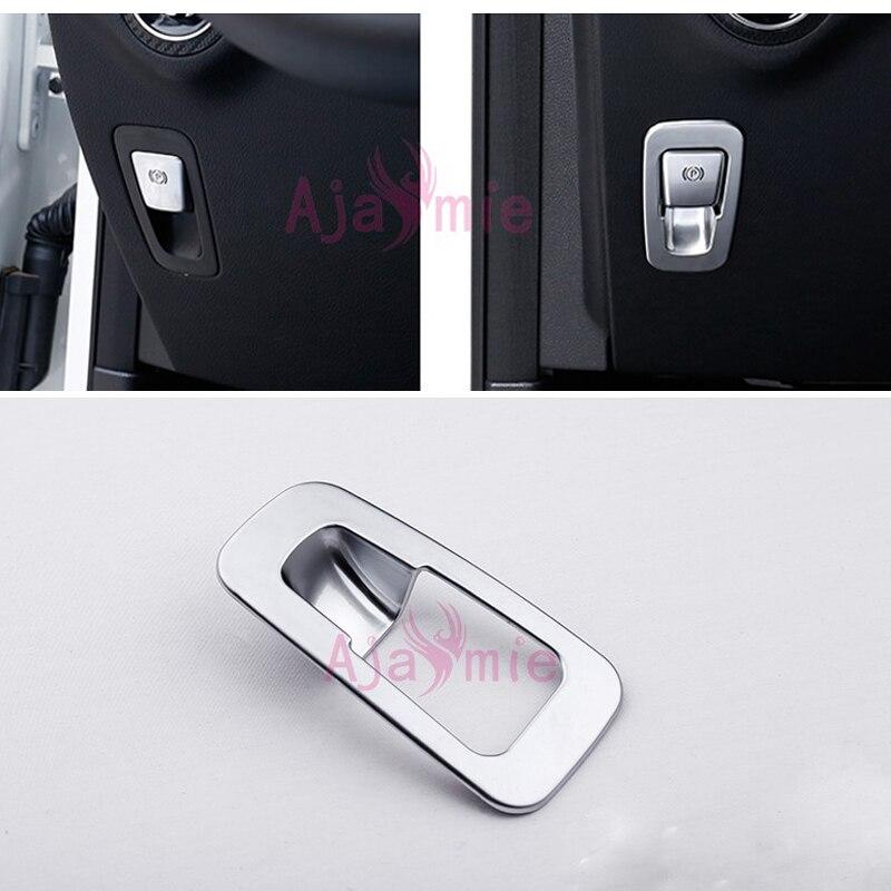Couvercle de superposition de interrupteur | Pour Mercedes Benz GLC 300 260 2016 intérieur casse-main électronique, accessoires de style de voiture chromés
