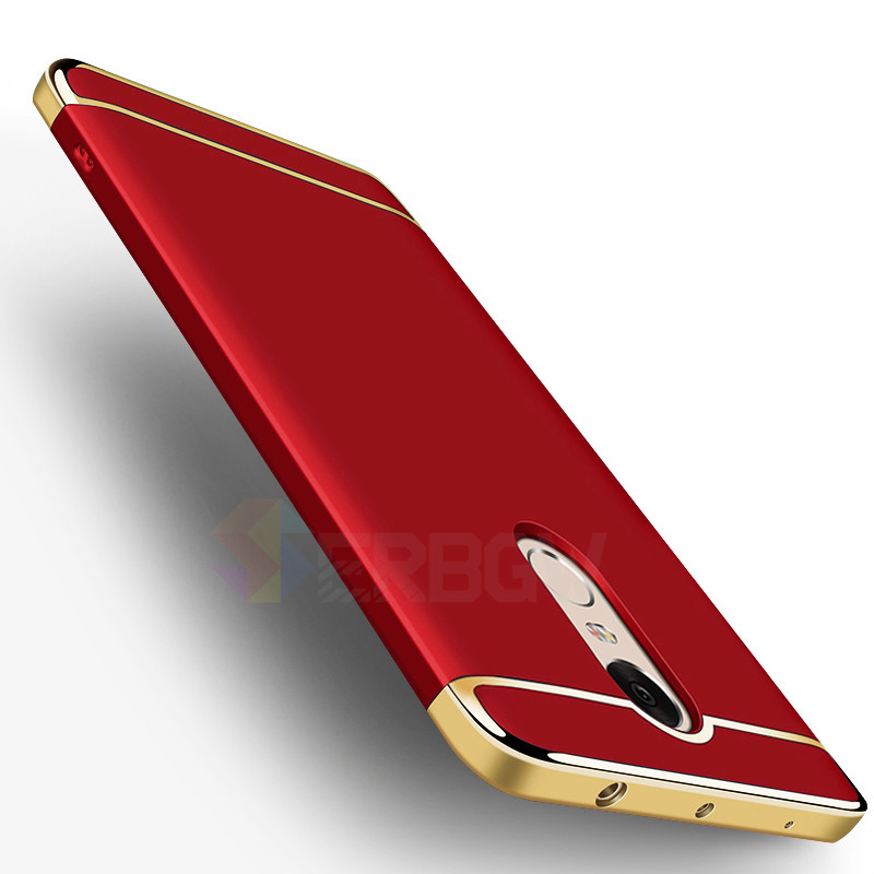 Luxury Hard Case For Xiaomi Redmi Note 4 4X 5A with Full Coverage 6