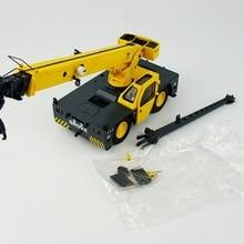 TWH 1:50 весы Grove YB5155 автокран инженерных транспортных средств литая игрушка модель для сбора, украшения, подарок
