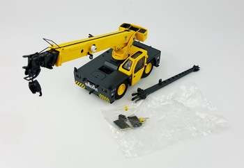 TWH 1:50 Scale Original Grove YB5155 Crane Truck Engineering Vehicles Diecast Toy Model For Collection,Decoration,Gift