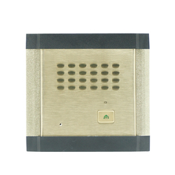 Doorphone sistema CDX-102 com teclado para pabx campainha
